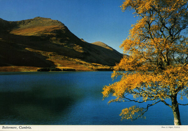 Buttermere, The Lake District, Cumbria