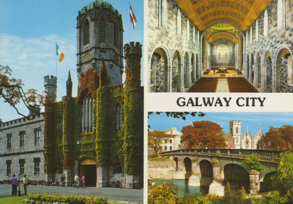 Galway City, Multi-View (castle), Republic of Ireland