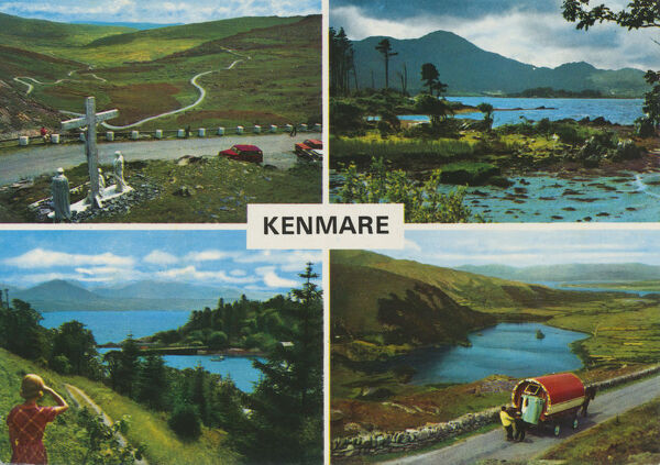 Kenmare, Republic of Ireland. Date