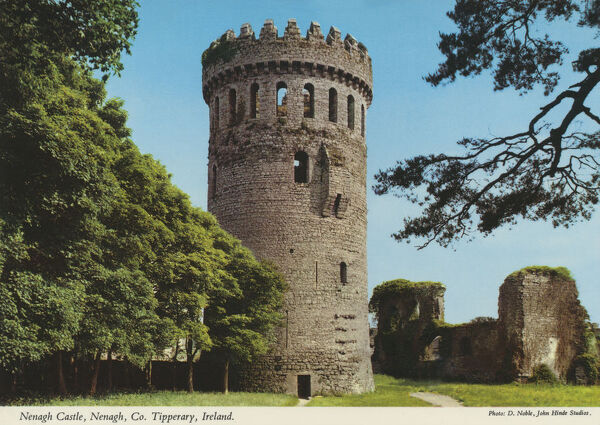 Nenagh Castle, Nenagh, County Tipperary
