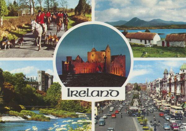 Five views of the Republic of Ireland