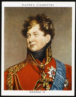 GEORGE IV/PLAYERS/42/50