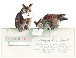 Victorian and Edwardian Christmas Cards