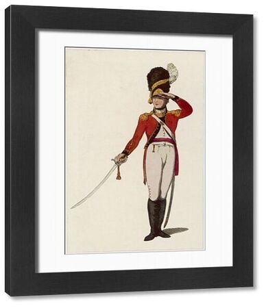 NAPOLEONIC ERA East India Company Volunteer