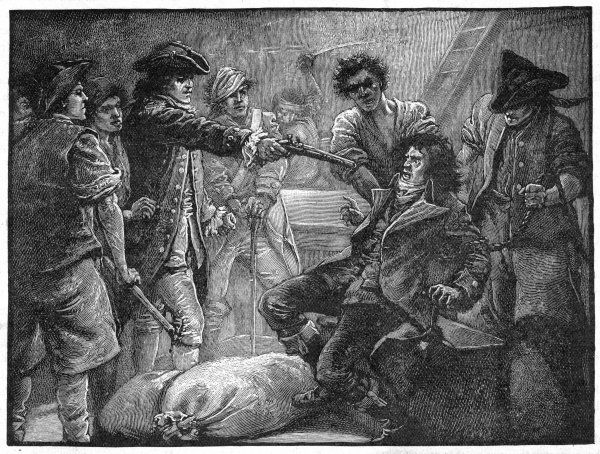 Capture of Wolfe Tone