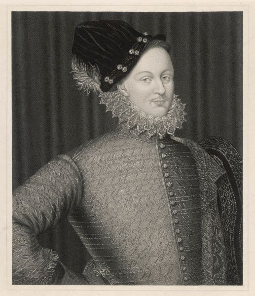 17TH EARL OF OXFORD. EDWARD DE VERE, 17TH EARL OF OXFORD Writer