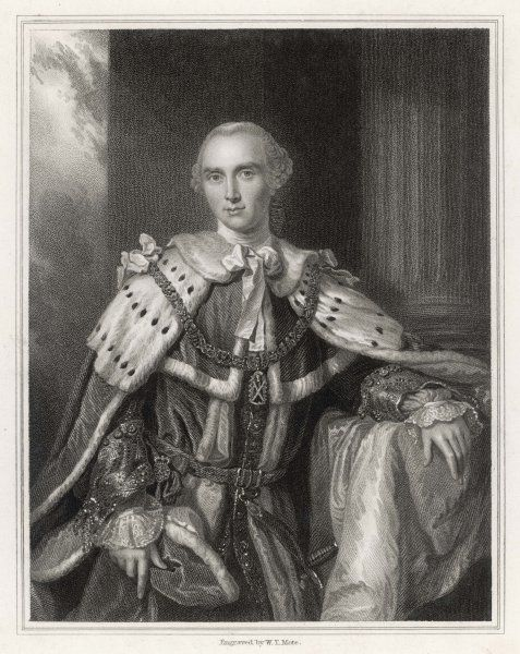3rd Earl of Bute. JOHN STUART, 3RD EARL OF BUTE British statesman and Tory Prime Minister