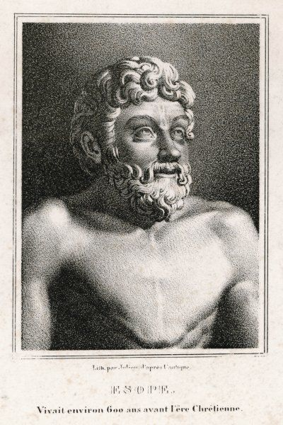 AESOP Author of fables