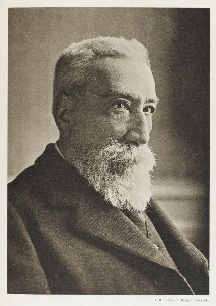 ANATOLE FRANCE - (real name - Jacques Anatole Francoise Thibault). French writer and Nobel prize winner (1921)