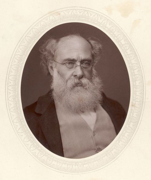 ANTHONY TROLLOPE English novelist