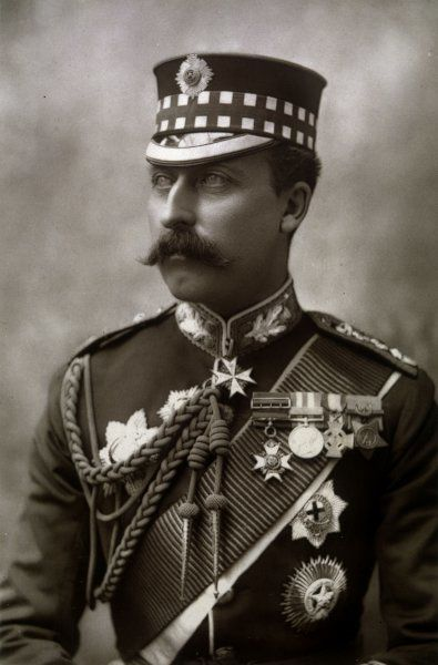 Arthur, Duke of Connaught, (1850 - 1942) 3rd son of Victoria