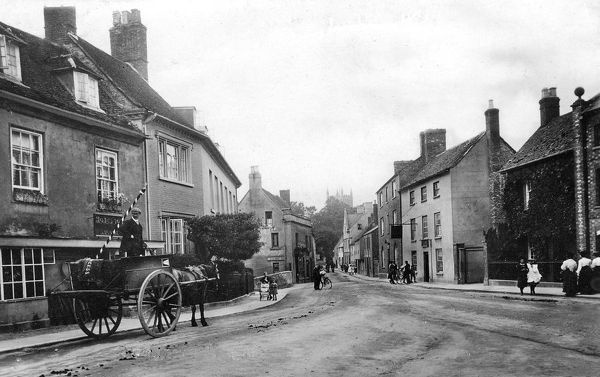The Causeway, Bicester, Oxfordshire, England