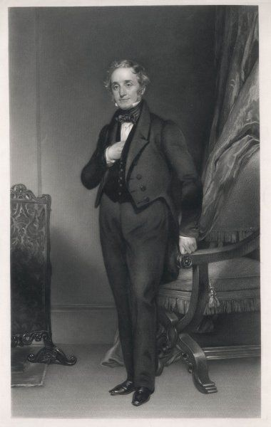 CUBITT (1788-1855). Thomas Cubitt, London builder