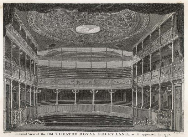 DRURY LANE Interior