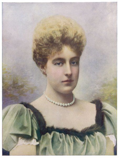 DUCHESS OF AOSTA. ELENA LUISA HENRIETTA, DUCHESS OF AOSTA Wife of the Duke of Aosta