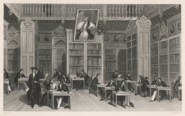 Examination of the students of the University of Durham