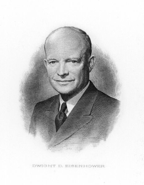 Dwight Eisenhower/Anon