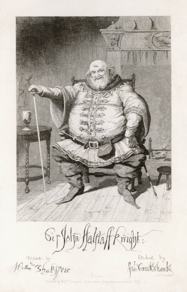 Falstaff from Henry IV