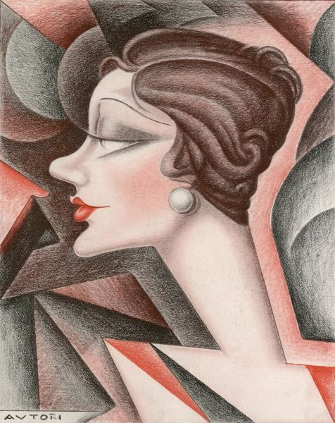 Gertrude Lawrence by Autori