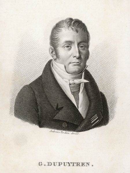 Guillaume Dupuytren. GUILLAUME DUPUYTREN French surgeon and anatomist