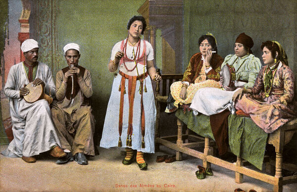 High level Dancers - Egyptian Harem - Almeh
