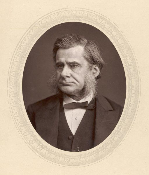THOMAS HENRY HUXLEY scientist