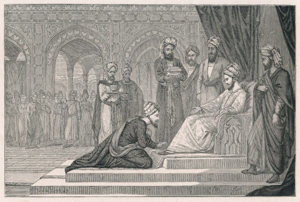 IBN SINA Known in the West as Avicenna Islamic scientist and philosopher; received by the Governor of Isfahan
