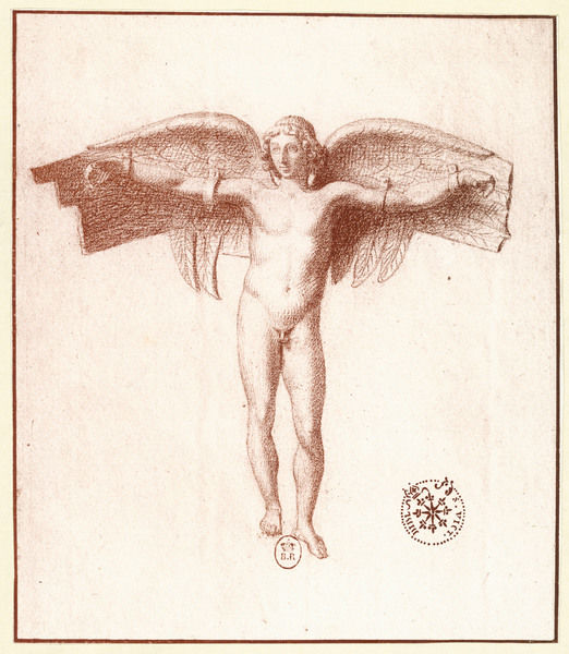 ICARUS. Icarus, with a quite inadequate pair of wings