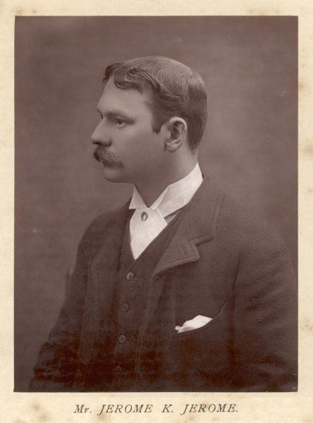 JEROME K. JEROME Writer