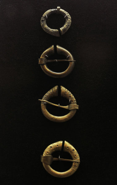 Jewels. 12th-13th Centuries. Museum of History and Navigatio