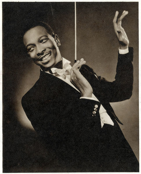 "Kenrick Reginald Hijmans Johnson (1914 - 1941), known as Ken ""Snakehips"" Johnson, jazz band leader and dancer. A leading figure in black British music of the 1930s. Johnson and his band had a residency at London's glamorous nightspot the Caf?e Paris"
