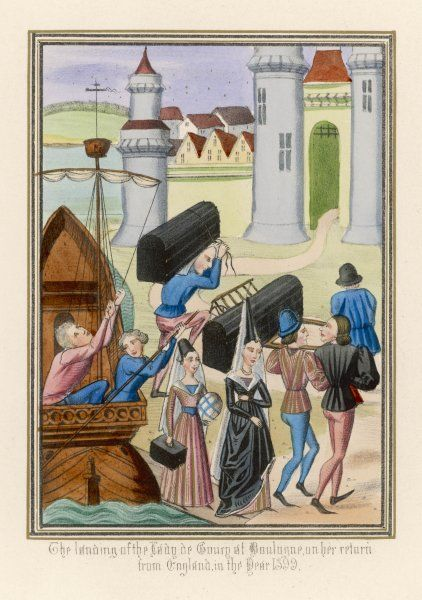 Ladies Travelling 1399