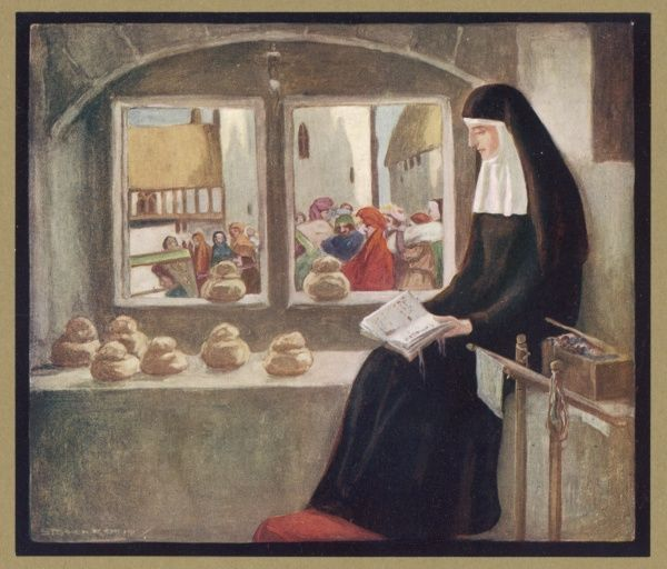 LADY JULIAN OF NORWICH Mystic