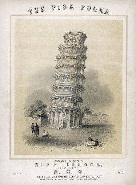 'The Pisa polka'