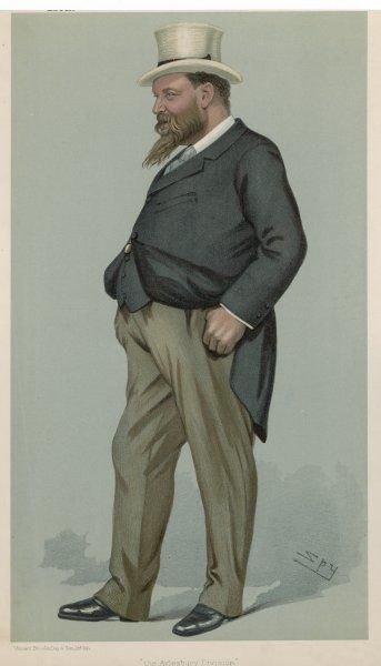 LIONEL WALTER ROTHSCHILD 2nd baron son of Nathan Mayer Statesman and zoologist