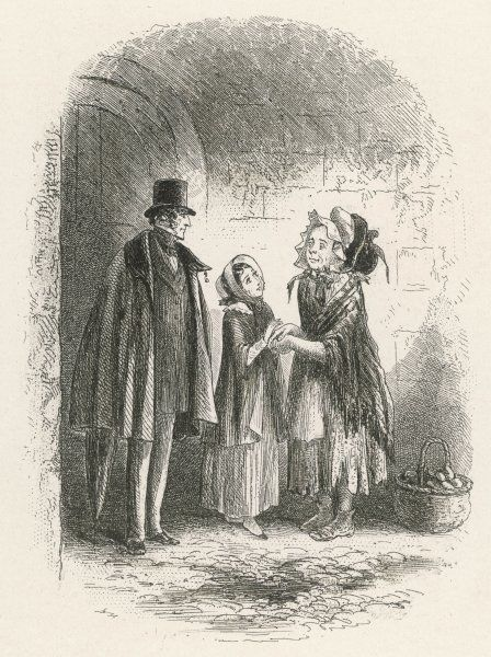 Little Dorrit and Little Mother