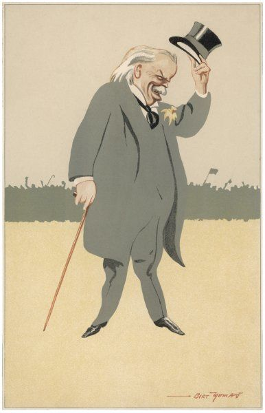 DAVID LLOYD GEORGE British politician