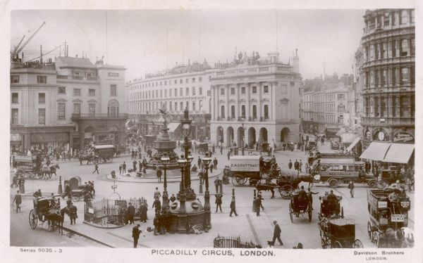 LONDON/PICCADILLY CIRCUS