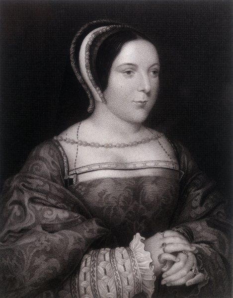 MARGARET TUDOR Daughter of Henry VII and elder sister of Henry VIII Married i) James IV of Scotland ii) 6th Earl of Angus iii) 1st Baron Methuen
