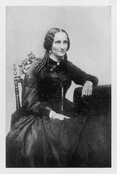 MARY BAKER EDDY Founder of Christian Science