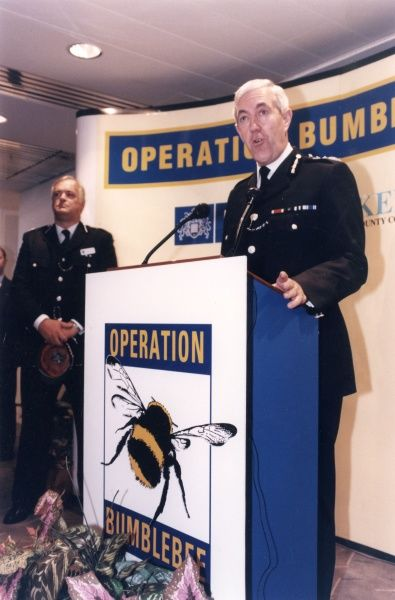 Met Police Commissioner, Operation Bumblebee
