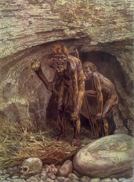 NEANDERTHALOID MAN Our probable ancestor but a parallel species to Neanderthal man