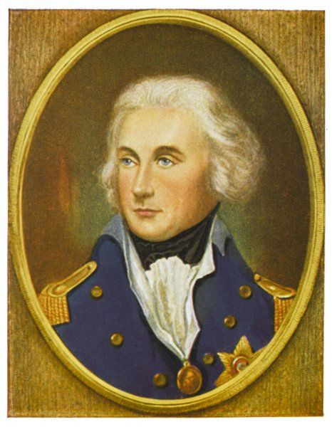 NELSON IN MINIATURE. HORATIO, LORD NELSON