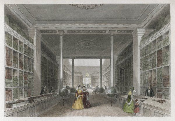 A grand Victorian bookshop - W & T Fordyce's Publishing Establishment, Newcastle upon Tyne