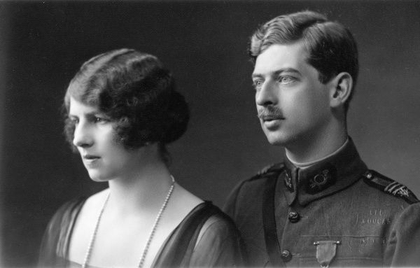 Prince Carol and Princess Helen of Romania