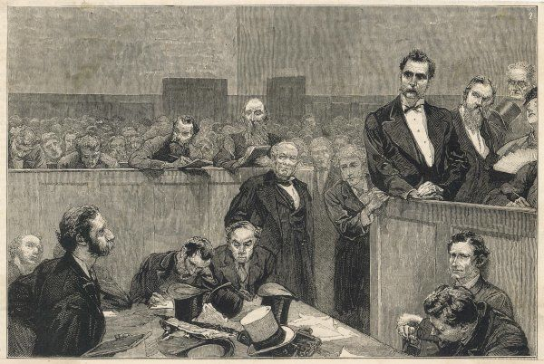 The prosecution of Dr Slade