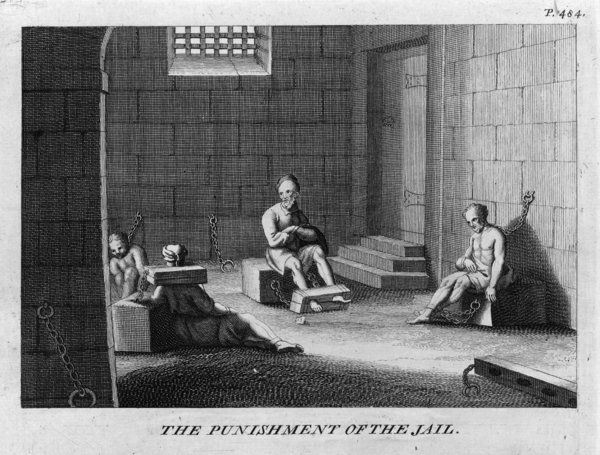 PUNISHMENT 7. 'The Punishment of the Jail'