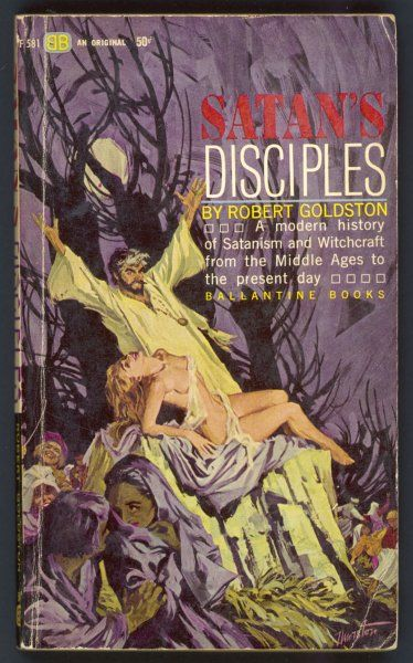 'SATAN'S DISCIPLES' by Robert Goldston
