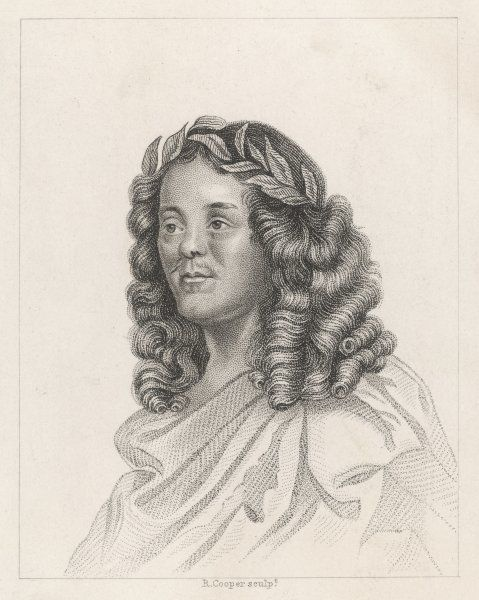 SIR WILLIAM DAVENANT English poet and dramatist. Poet laureate from 1638