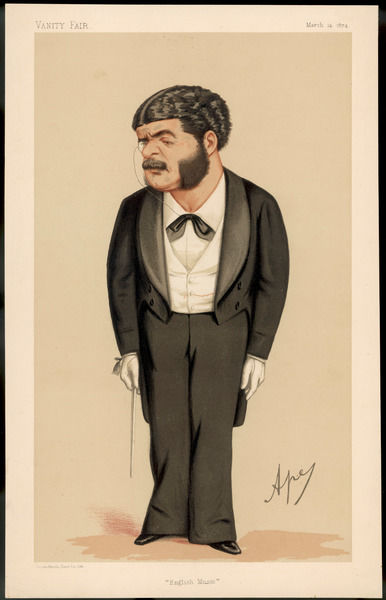 SIR ARTHUR SULLIVAN Musician, noted for his collaboration with Gilbert on a series of operettas